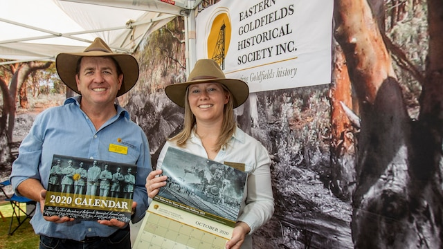 Historical Goldfields calendars available