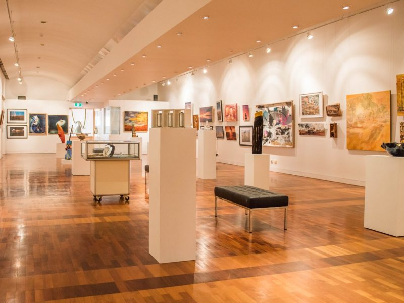 Goldfields Arts Centre Kalgoorlie Boulder