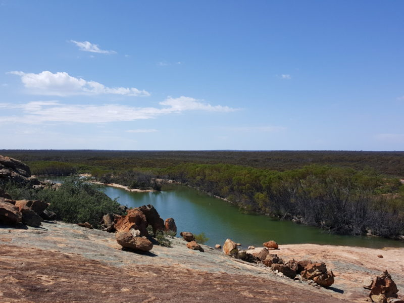 Burra Rock Conservation Park - Coolgardie