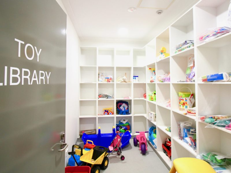 CRC Toy Library