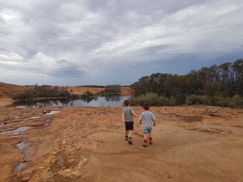 Wallaroo Rocks Coolgardie