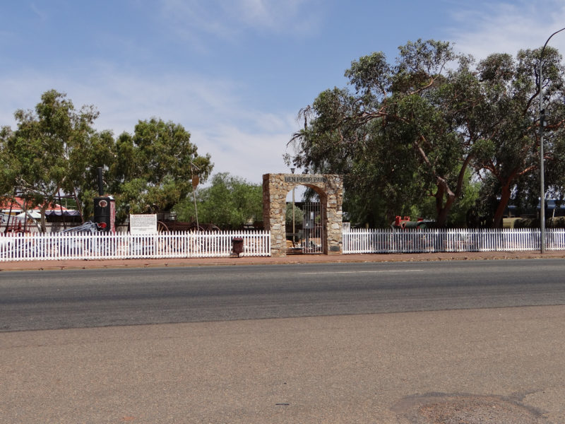 Ben Prior's Open Air Museum - Coolgardie