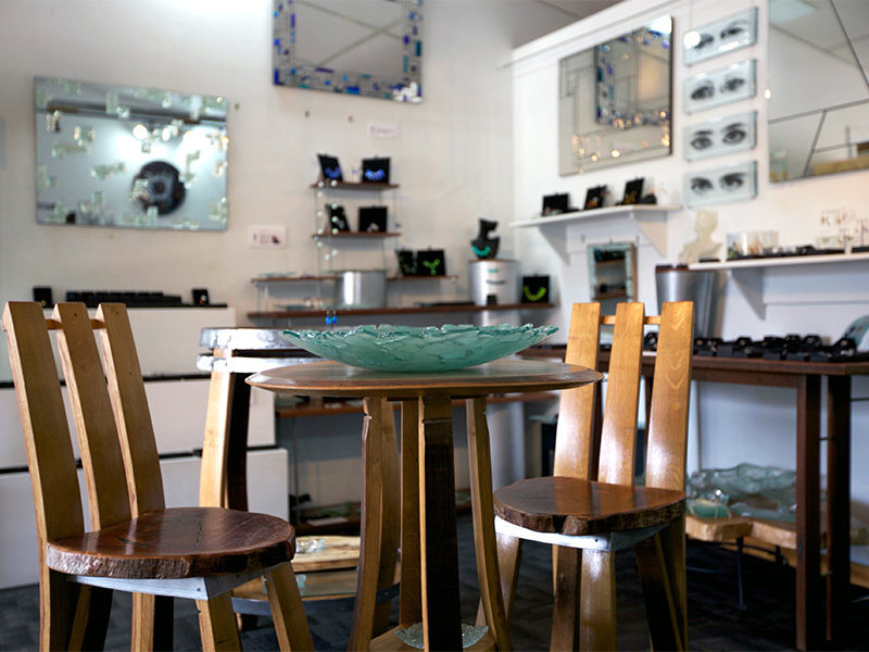 Cindy Poole Glass Gallery and Café - Esperance