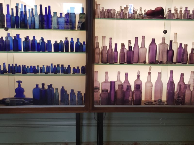 Waghorn Bottle Collection Coolgardie