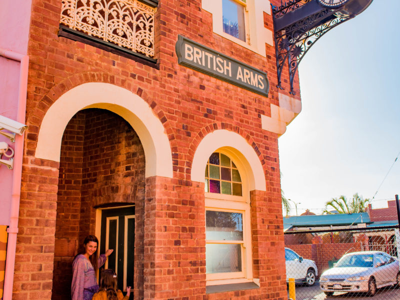 Museum of the Goldfields - British Arms Museum