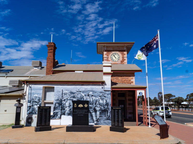 Menzies ANZAC Memorial