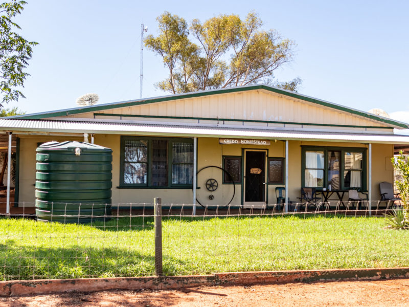 Credo Station - Coolgardie