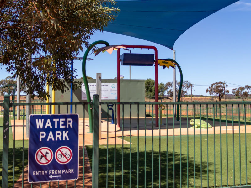 Menzies Water Park