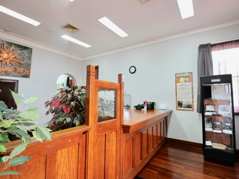 Shire of Leonora Offices - Leonora