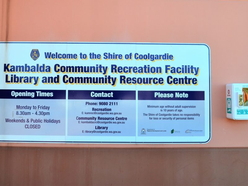 Kambalda Community Recreation Centre - Kambalda