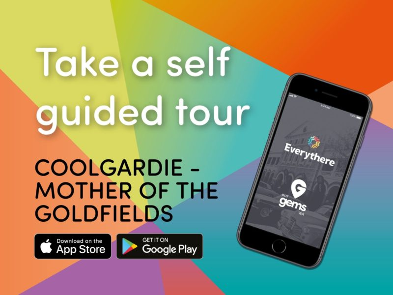 Self Guided Tour - Coolgardie