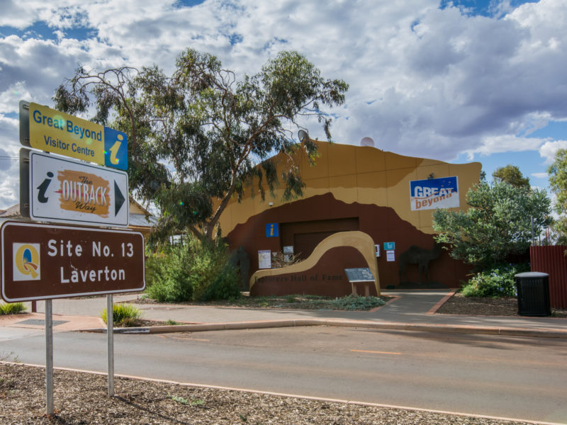 Great Beyond Visitor Centre - Laverton
