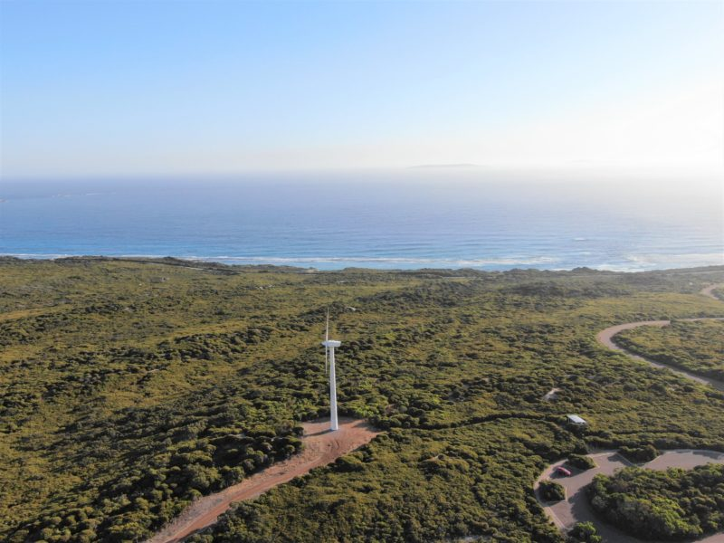 10 Mile Lagoon Windmill Farm Esperance