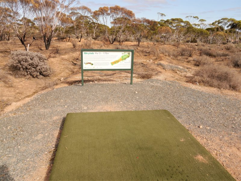 Balladonia Nullarbor Golf Links
