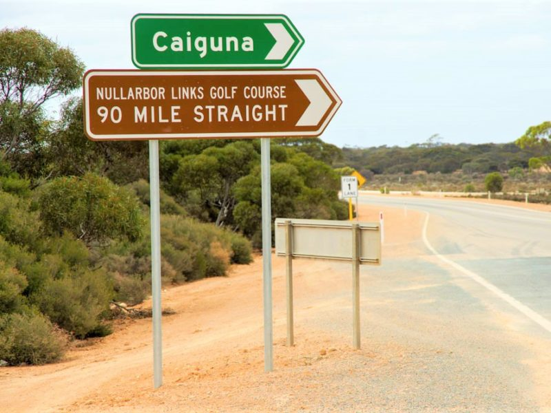 Caiguna Nullarbor Links