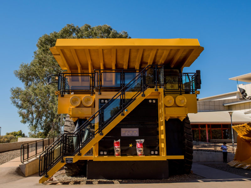 Hannans North Tourist Mine - Kalgoorlie Boulder