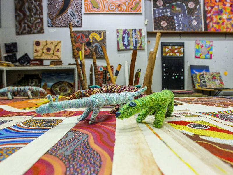 Goldfields Aboriginal Art Gallery - Kalgoorlie-Boulder