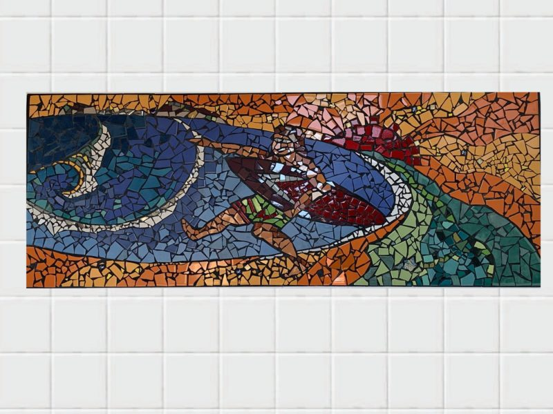 West Beach Mosaic - Esperance