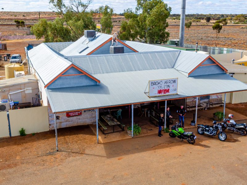 Broad Arrow Tavern - Kalgoorlie