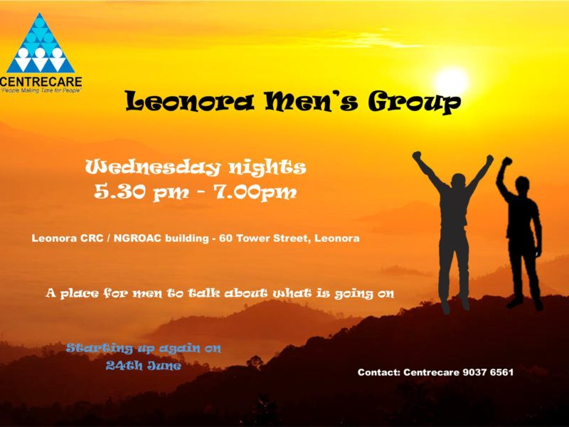 Leonora Mens Group
