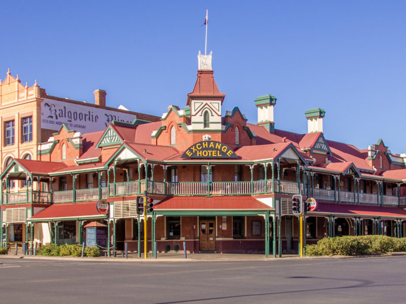 Heart of Gold Discovery Trail - Kalgoorlie