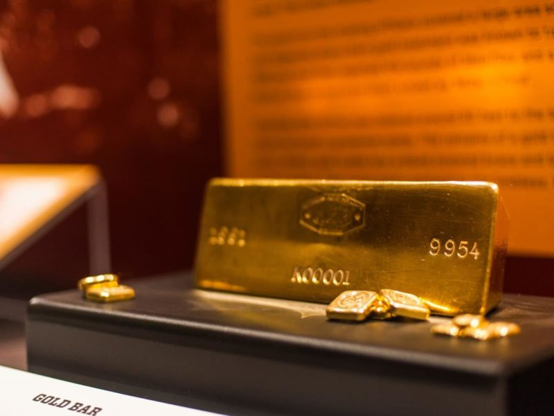 Gold Vault Museum of the Goldfields Kalgoorlie