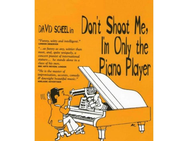 Don't Shoot Me, I'm Only The Piano Player