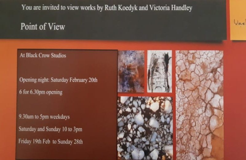 Point of View Art Exhibition Kalgoorlie Boulder