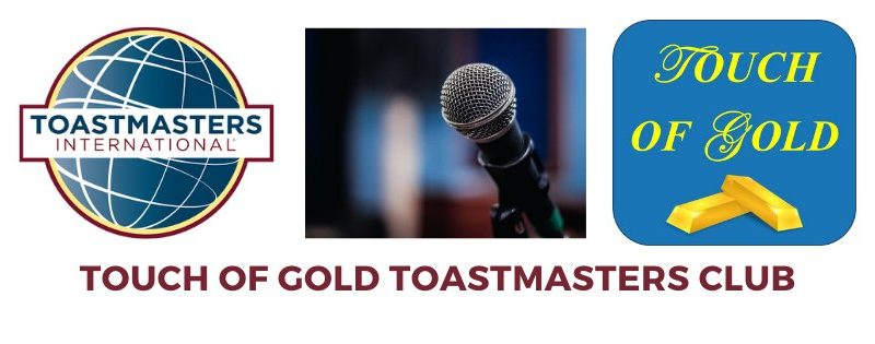 Touch of Gold Toastmasters Kalgoorlie