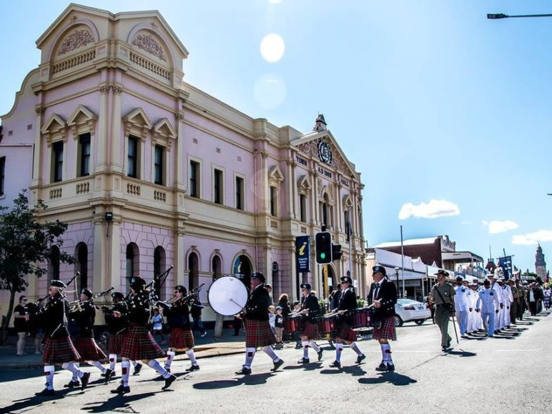 Eastern Goldfields Highland Pipe Band