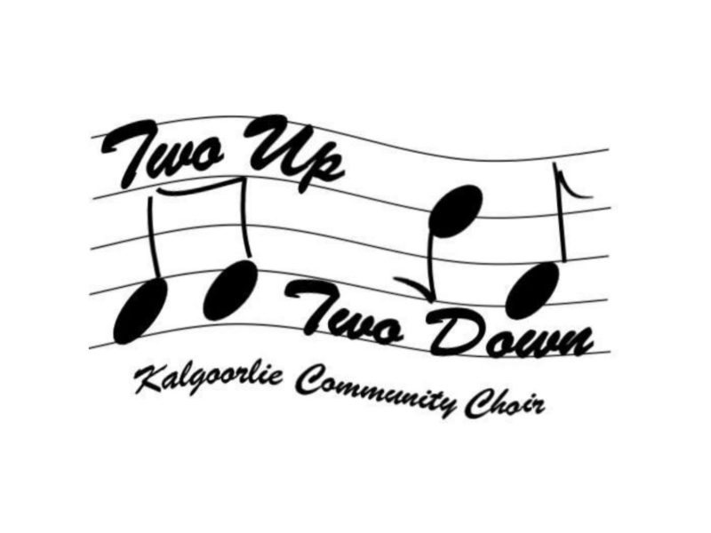 Two Up Two Down Choir Kalgoorlie