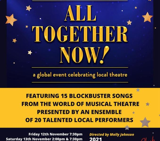 All Together Now Goldfields Rep Club Kalgoorlie